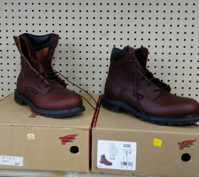 Red Wing Shoes For Sale in Inwood IA